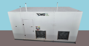 Modular CNG Fueling System from CMD